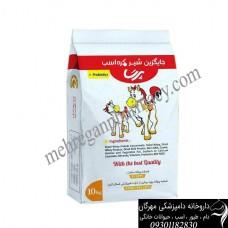 شیر خشک اسب پرسا